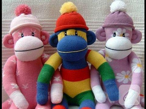 Amigurumi Maymun Perde Tutucu ve Maymun Yapımı @Canım Anne - YouTube | 360x480