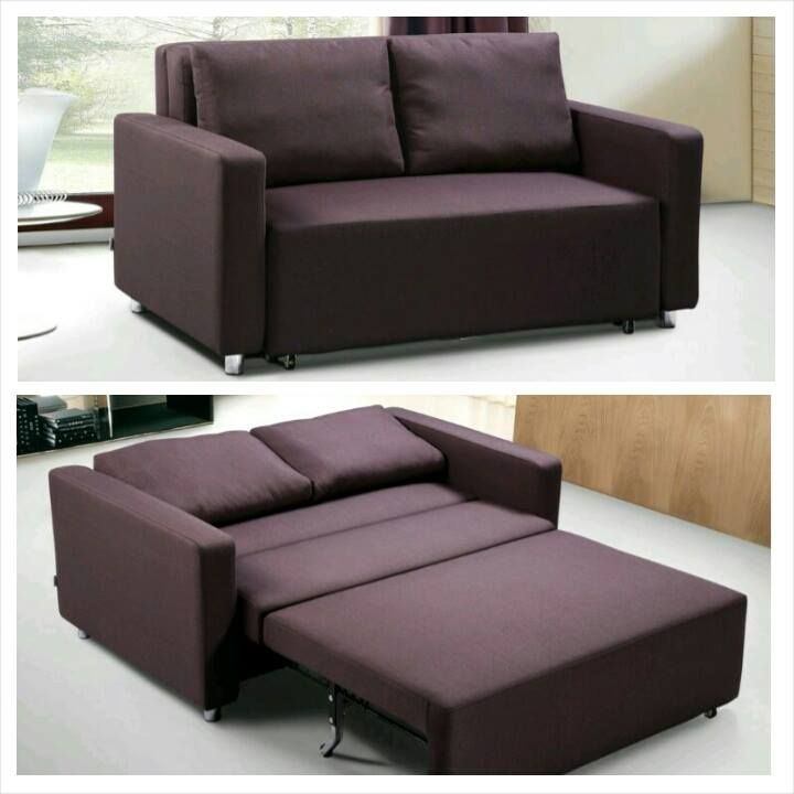 The Maya Loveseat Sofa Bed With Storage Fold Out Couch Tiny