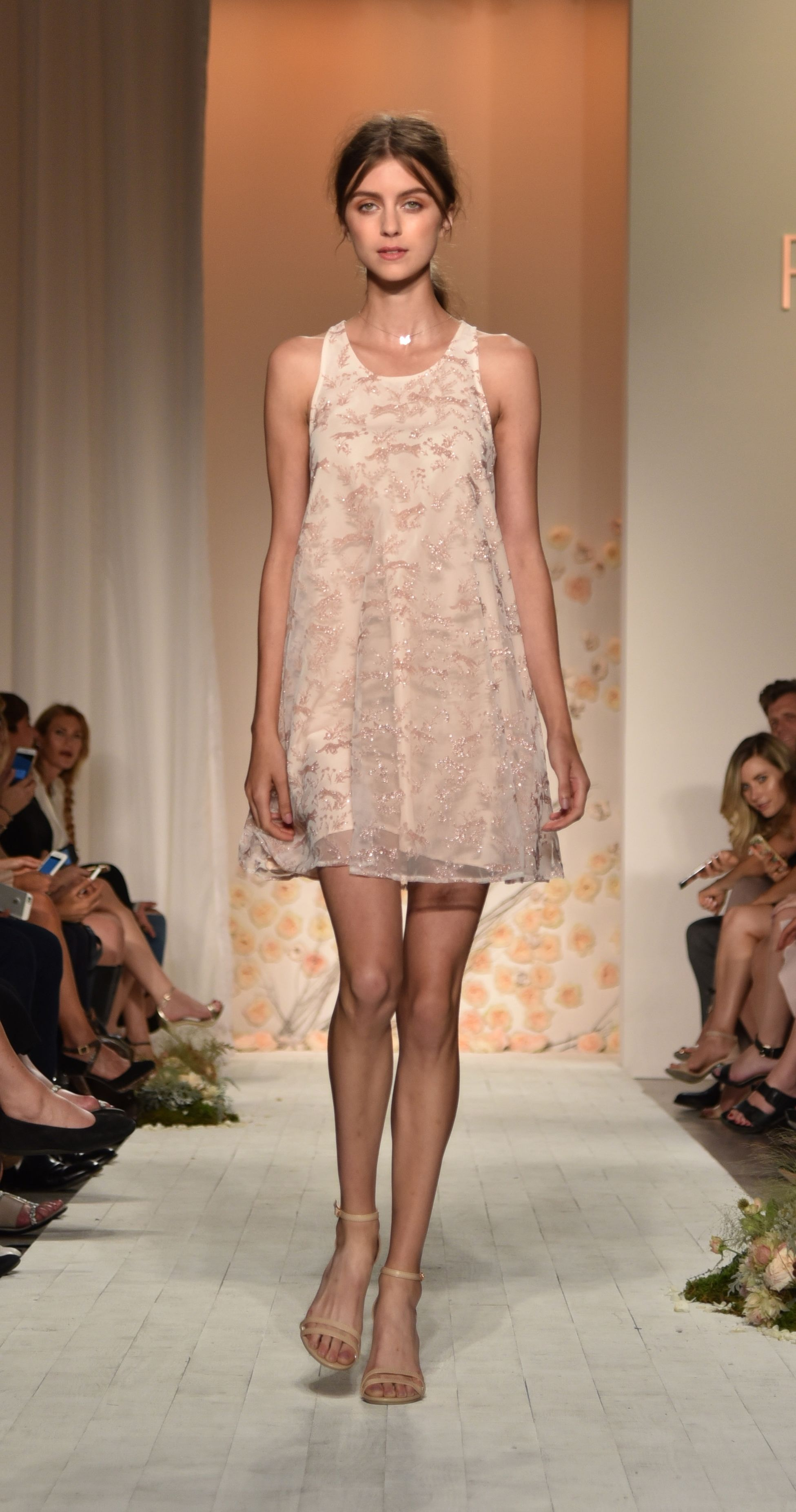 Discover your sense of whimsy wearing this eye-catching women's LC Lauren Conrad Runway look.