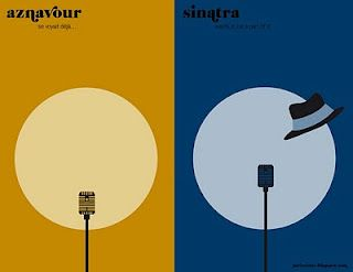 NYC vs. Paris by Vahram Muratyan - Aznavour vs Sinatra