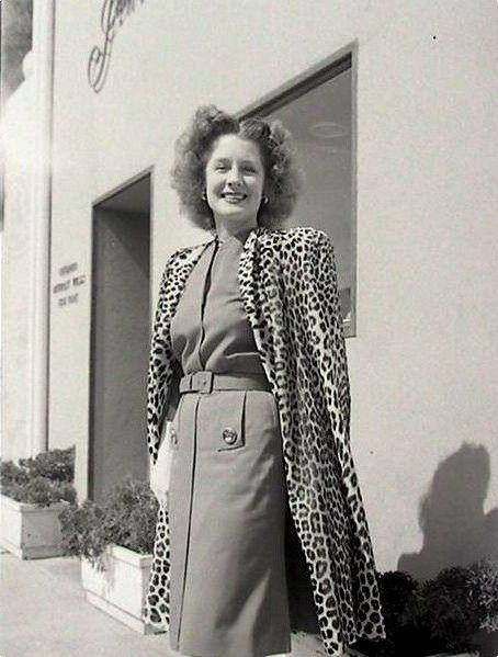 Norma Shearer 40s