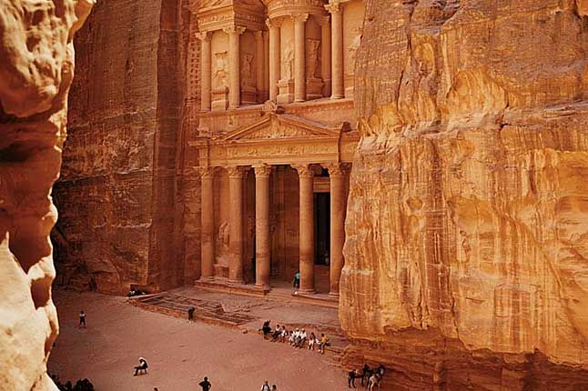 Be inspired by our features on Jordan or pick a destination in this country