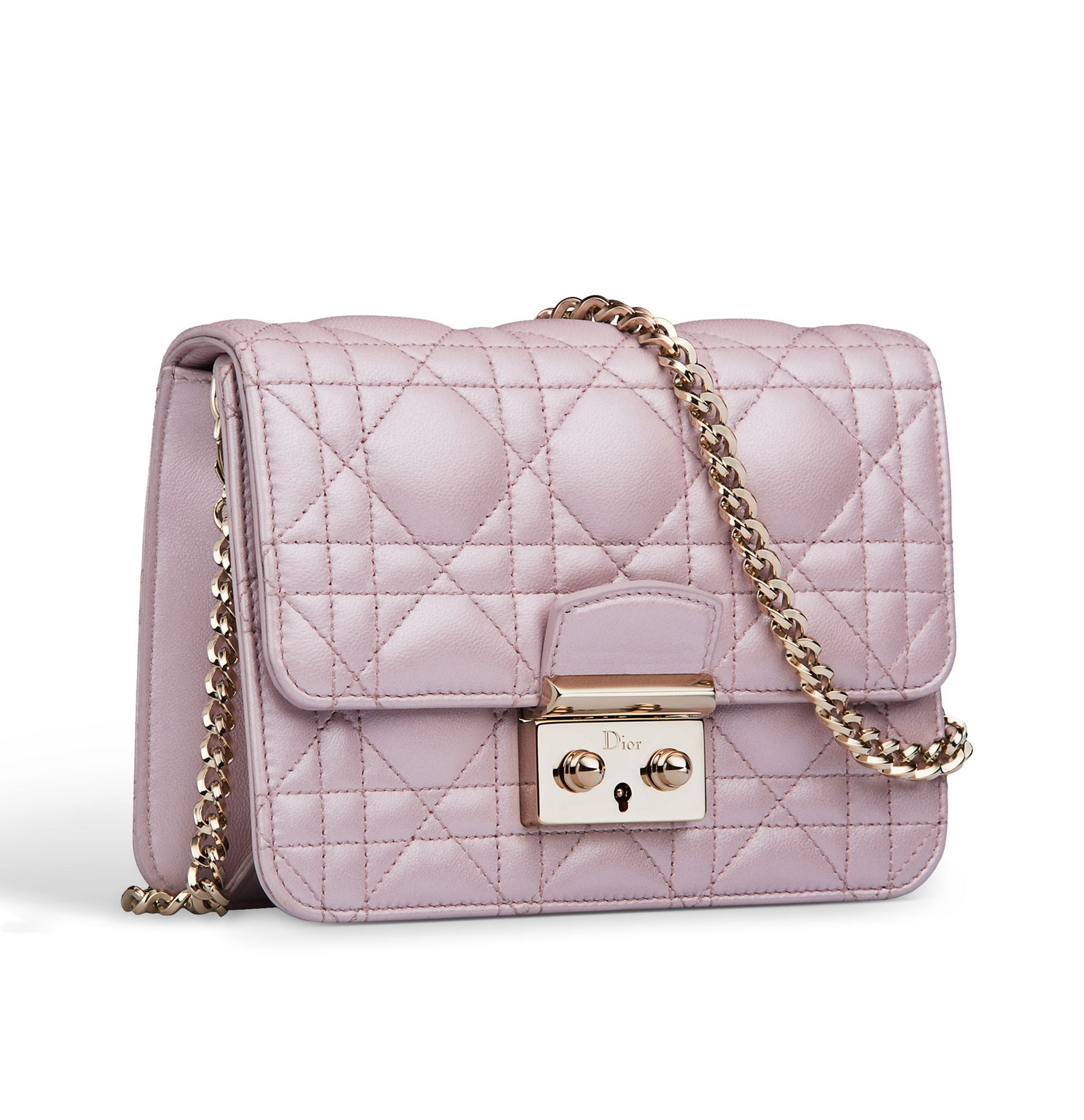 Dior Lotus Miss Mini Pouch Bag