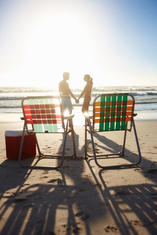 In Mississippi, a beachfront proposal is the way to go.
