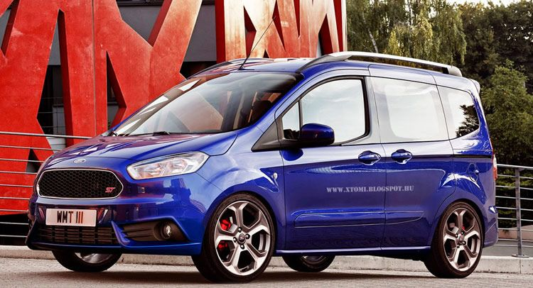 Has A Ford Transit Courier St Ever Crossed Your Mind Ford