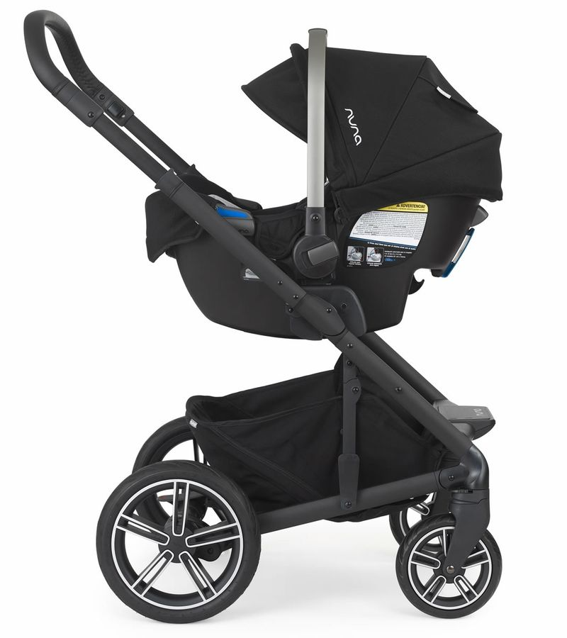 Nuna MIXX2 Stroller Caviar Baby strollers, Baby car