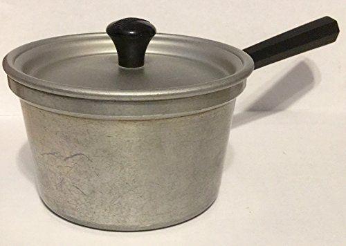 Ware Ever Aluminum Saucepan Lid 2 Cup 1 Pint Saucepan Lid Ceramic Hobs Cookware Essentials