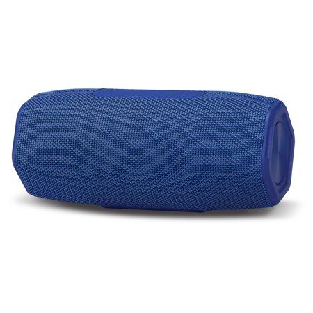 Ilive Waterproof Fabric Wireless Speaker Isbw348 Multiple Colors