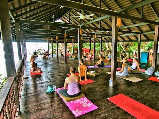 3 Days Meditation And Vikasa Yoga Retreat In Thailand Yoga Retreat Uk Yoga Retreat Yoga Break