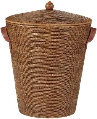 Levant Rattan Laundry Basket Laundry Basket Wood Laundry Hamper