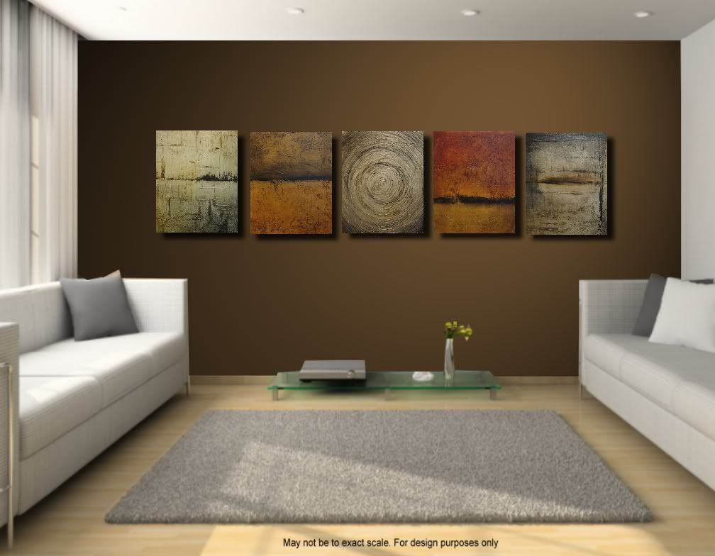 earth tones   Home decor, Wall art decor, Wall color
