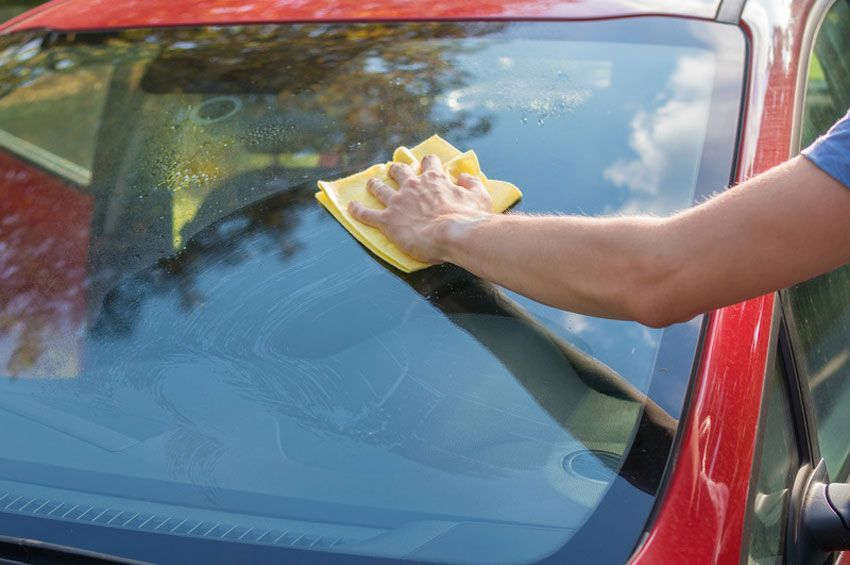 The Best Way to Clean Your Windscreen Wind screen, Clean