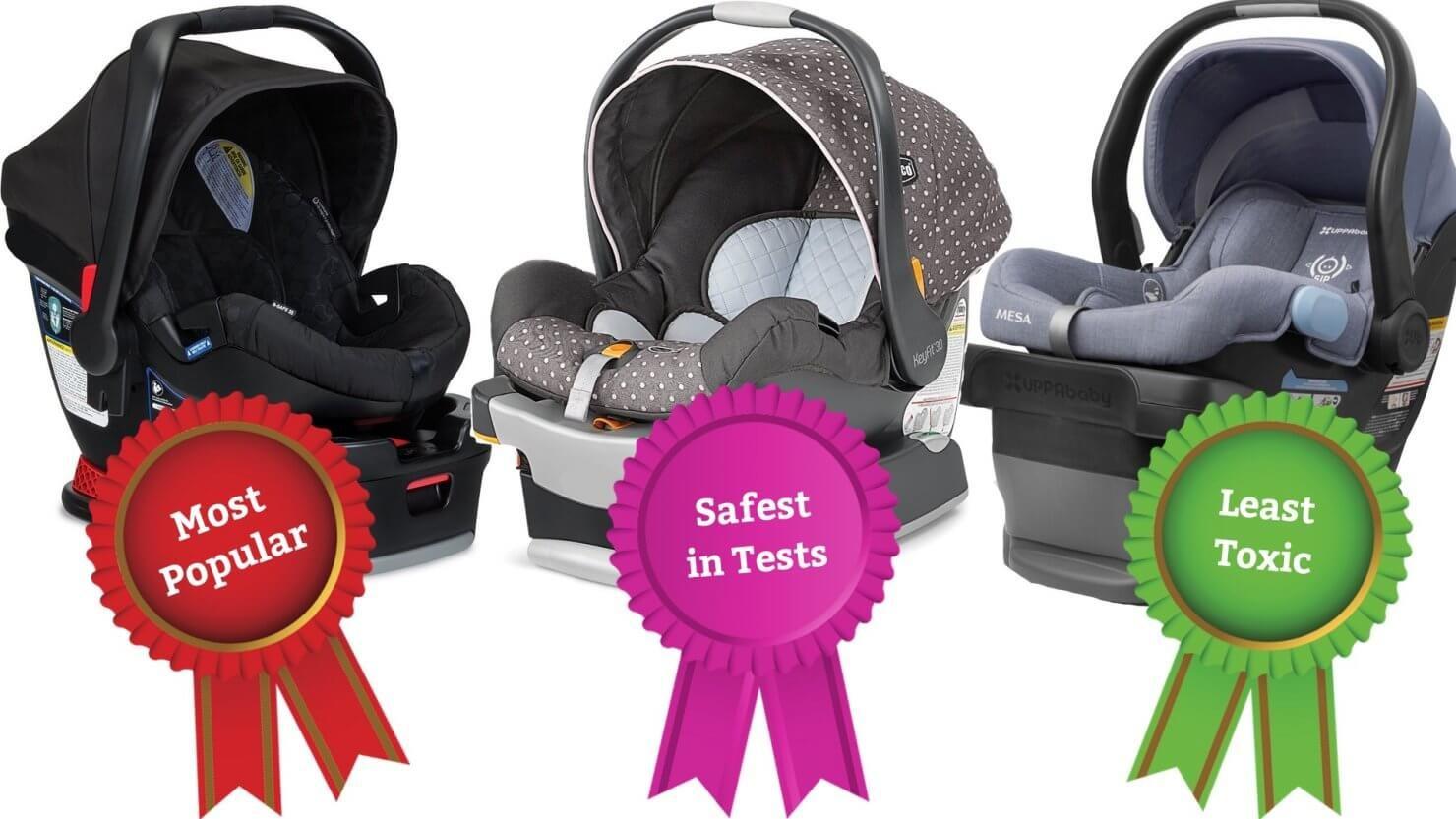 Best Infant Car Seat Safest, Most Natural Options Baby