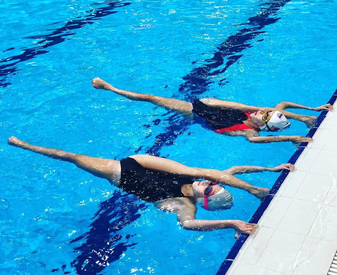 Pin by Henley Synchro on Stretch Synchronized swimming