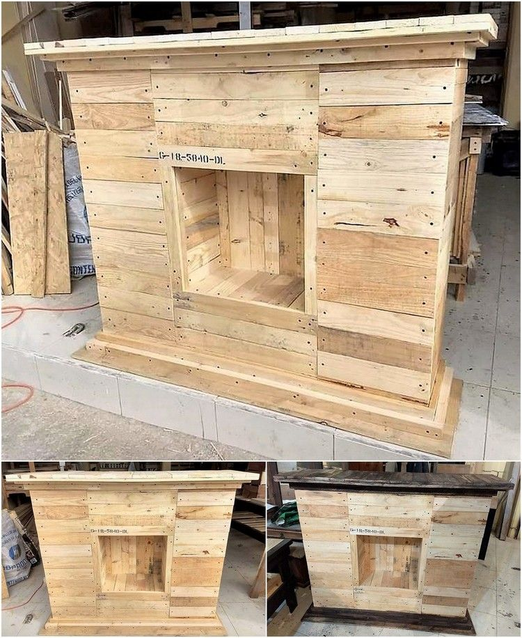 Easy And Fresh Diy Wood Pallet Ideas