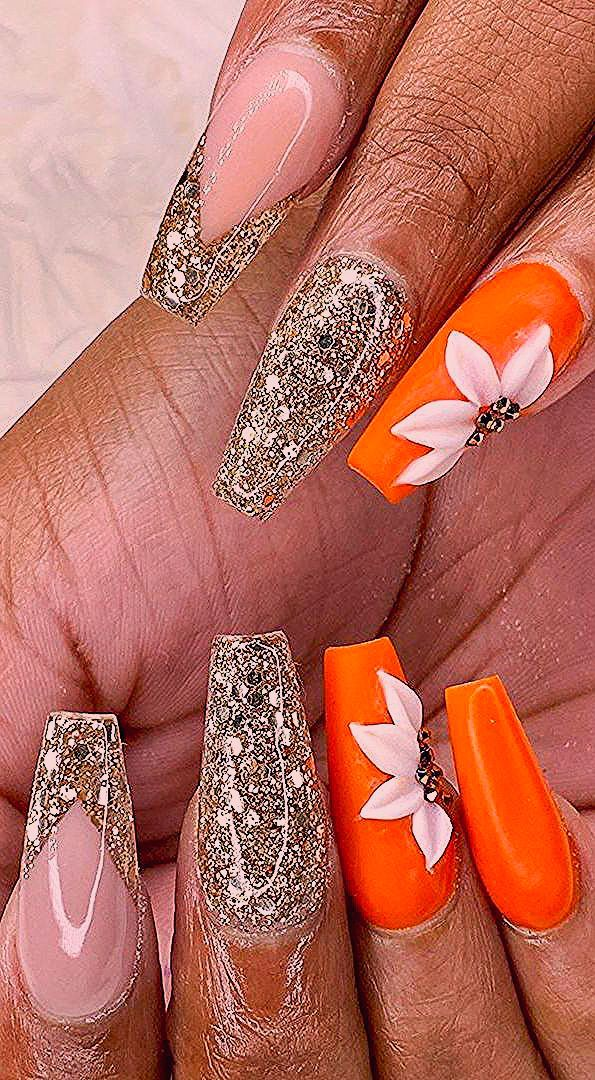 Photo of 45+ The Most Stylish Ideas For Coffin Nails Designs for 2020 Part 23