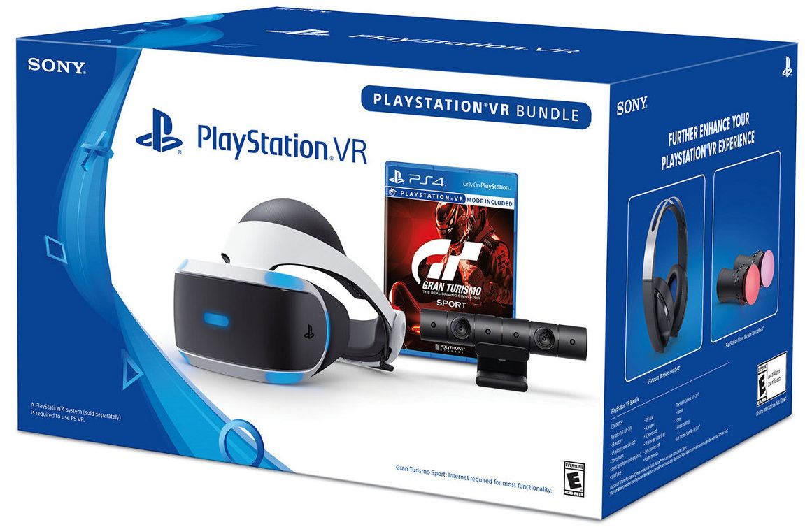 Sony drops the price of PSVR bundles by 100 for the