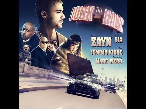 Zayn Dusk Till Dawn Audio Ft Sia Radio Edit Pop Mp3 Youtube Dusk Till Dawn Zayn Dusk