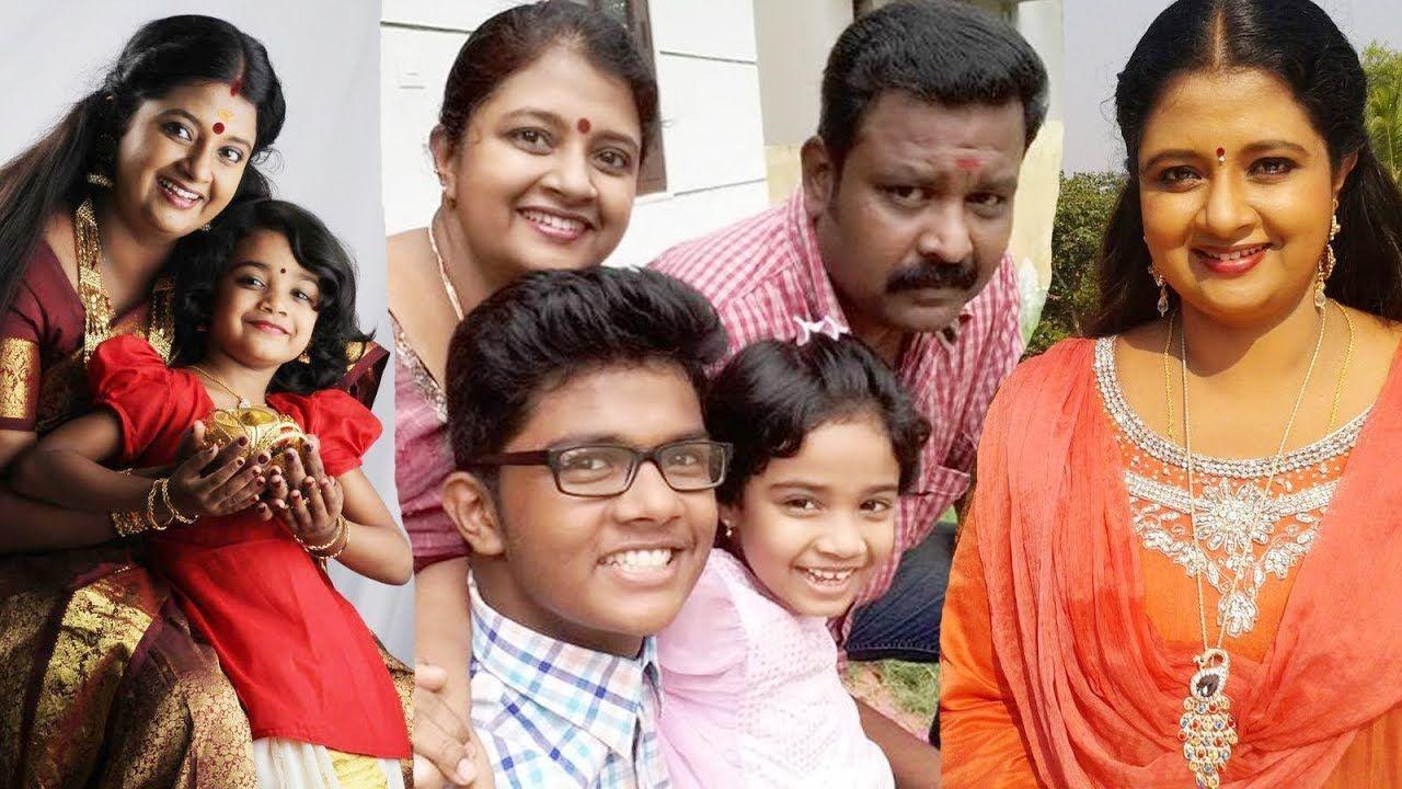 Vijay Tv Chinnathambi Serial Annam / Serial Actress Anila