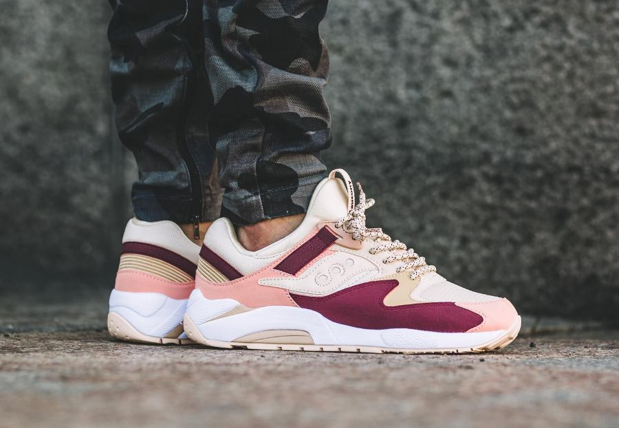 avis-basket-saucony-grid-9000-pastel-cream-red-pink-3  5950222c1d6