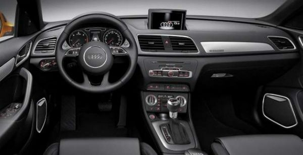 2018 audi q3 interior audi q3 car pictures and cars