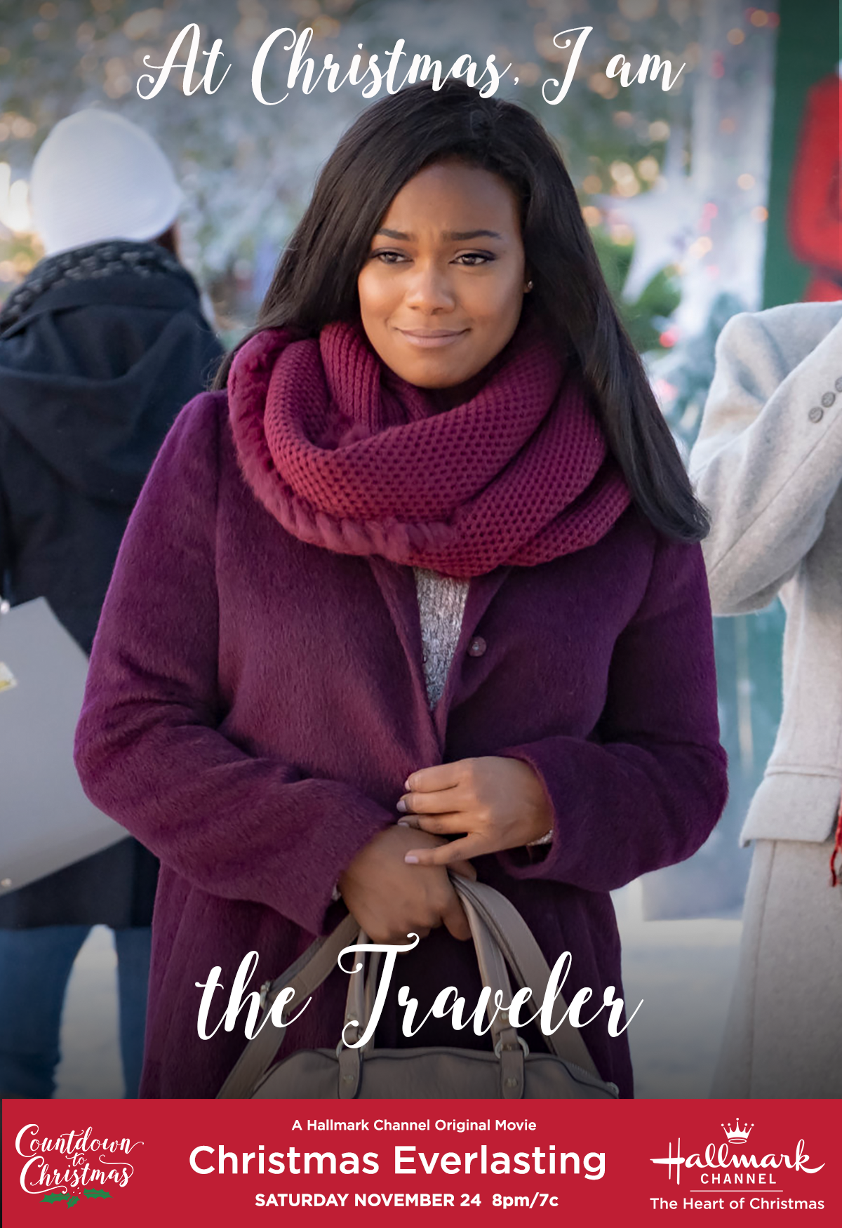 Watch Christmas Everlasting Tatyana Ali 2020 Online For Free Will you be traveling during the holidays like Lucy (Tatyana Ali