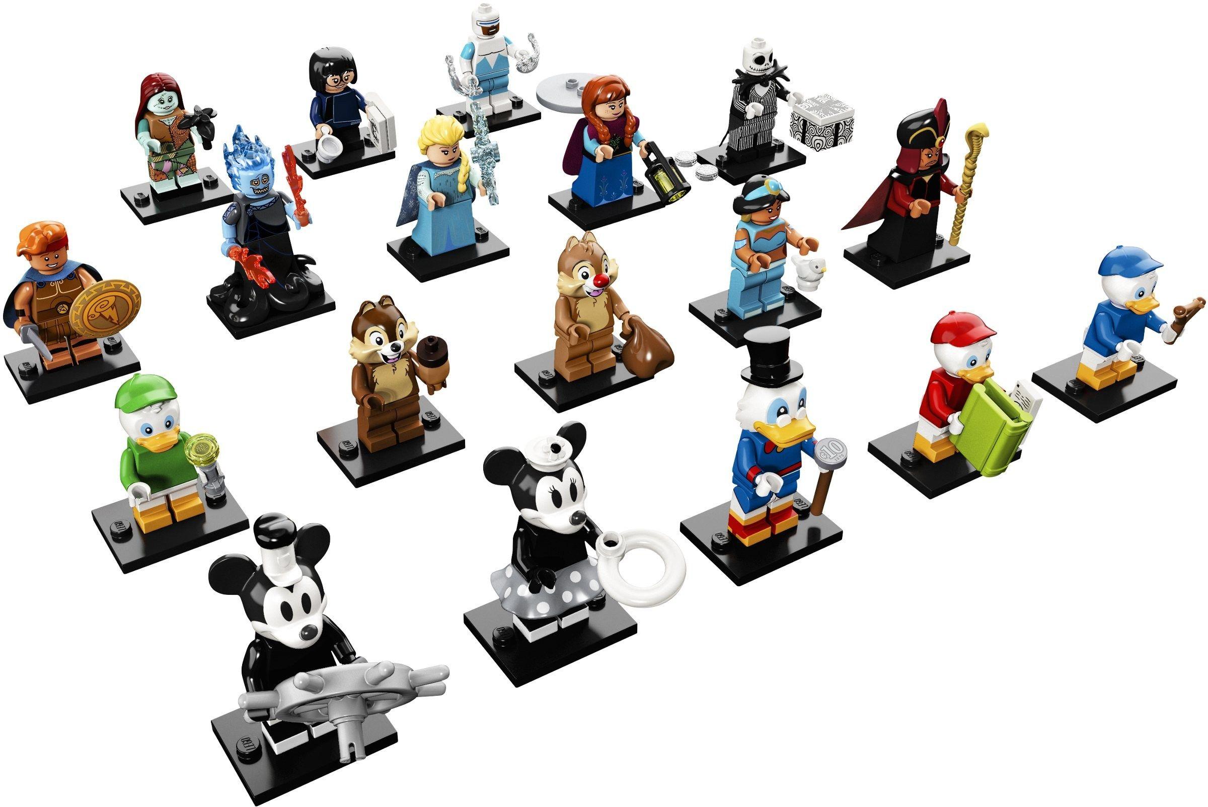 LEGO Minifigure DISNEY Movie Series Hercules and Hades 71024 NEW SEALED