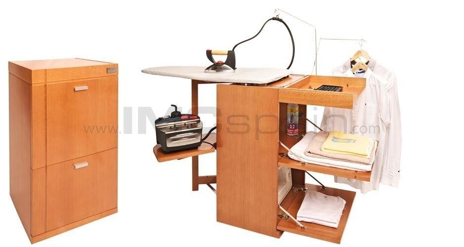 Mueble para tabla de planchar ikea ideas para el hogar for Mesa planchar plegable