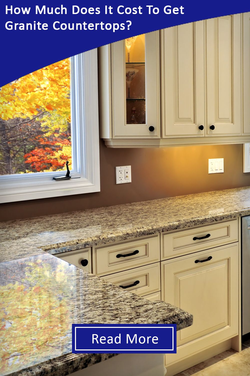 How Much Does It Cost To Get Granite Countertops Granite Gold In 2020 Granite Countertops Countertops Installing Granite Countertops