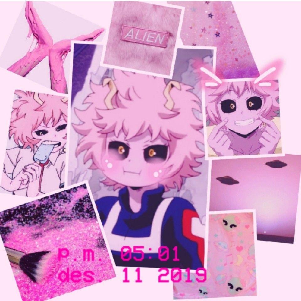 Mina Ashido Aesthetics 3 In 2020 Cute Anime Wallpaper Anime Wallpaper Kawaii Anime