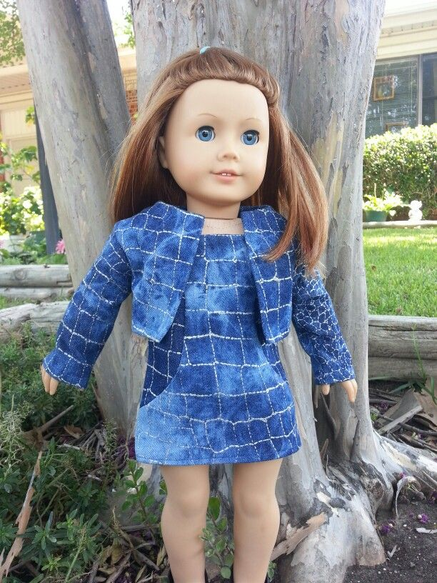 Roebuck Bay | Liberty Jane Couture Doll Clothes and Sewing