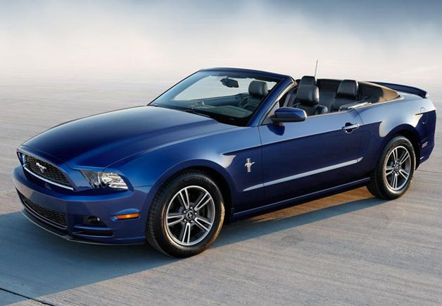 Drive Your Age The Gq Car Buying Guide Mustang Convertible Ford Mustang Convertible Ford Mustang