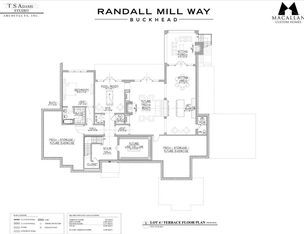 For Sale 995 000 Randall Mill Way Is An Exclusive Enclave Of 5 Exceptional 1 Acre Custom Home Sites Accessible From Custom Homes Luxury House Plans Zillow