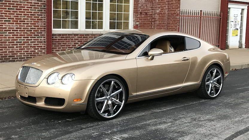 2005 Bentley Continental Gt S70 Dallas 2018 2005 Bentley Continental Gt Bentley Continental Gt Bentley Continental
