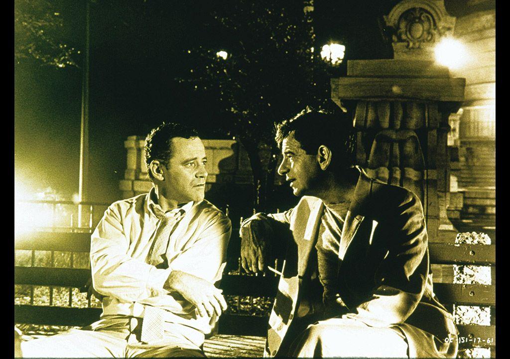 """Jack Lemmon & Walter Matthau in """"The Odd Couple"""" (1968"""