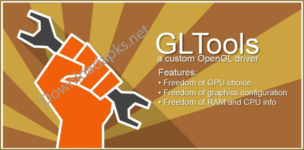 Download Gltools No Root APK file Free for Android