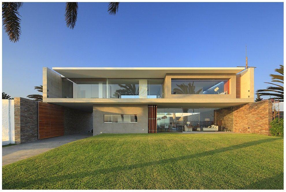 Casas de 2 pisos archivos fachadas de casas minimalistas for Ver fachadas de casas minimalistas