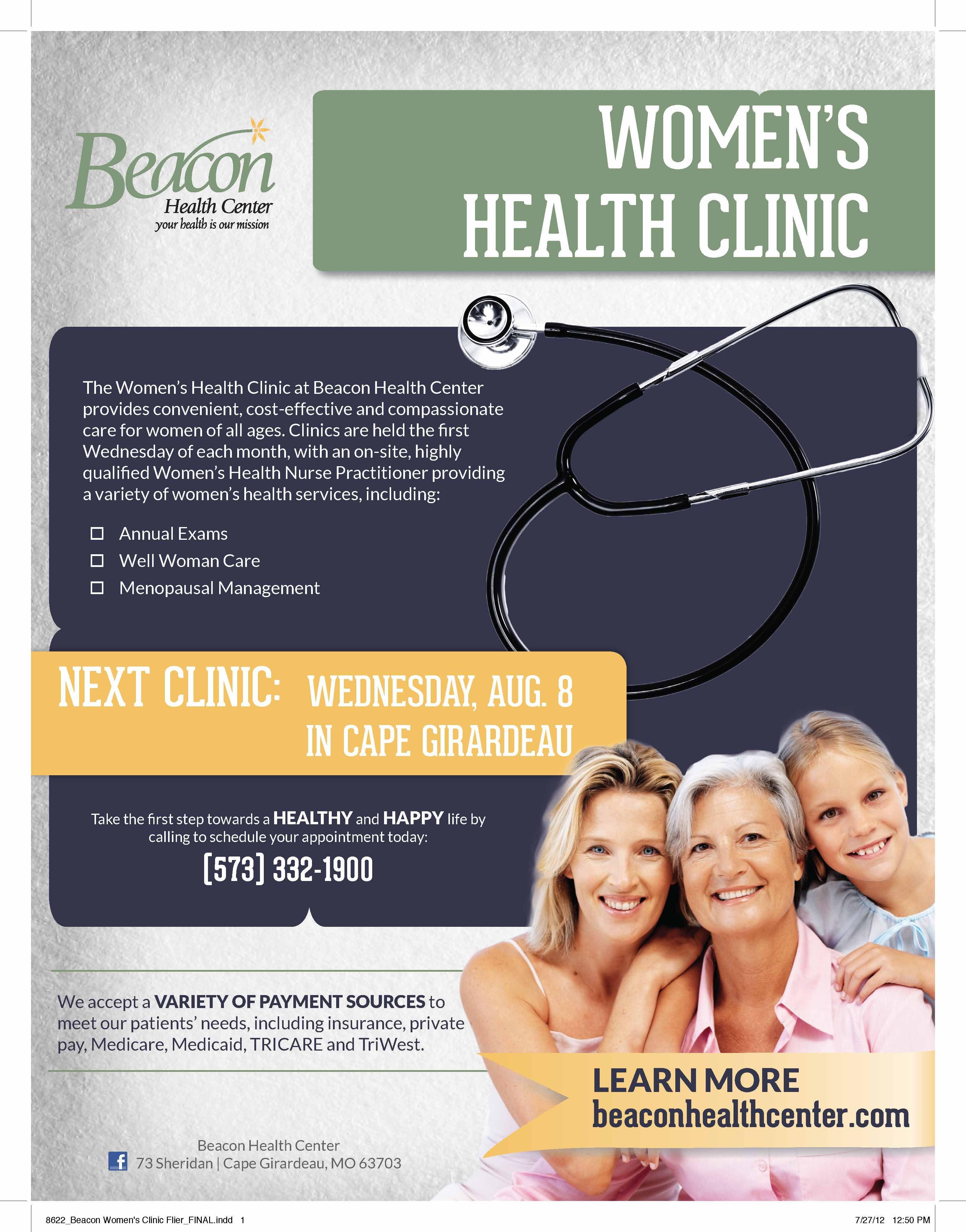 Women health care center