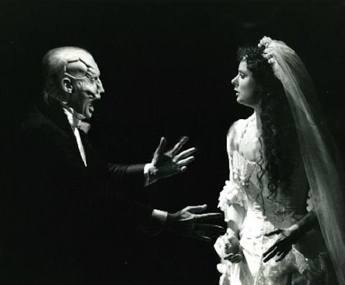 michael crawford and sarah brightman west end 1986 the