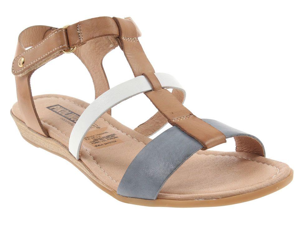 Zapatos Rojos. De Las Mujeres. Pikolinos Sandalia de Piso-Liverpool es  parte de MI vida Sandalias De Piso 87c324d4ddbe