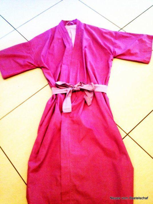 Japan-Style: Kimono selber nähen | Japan, Selber nähen und Fotos