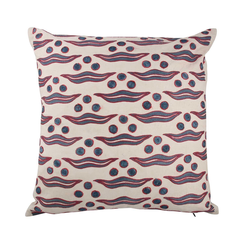 Suzani Cushion 50cm x 50cm Cushions, Silk cushions, Suzani