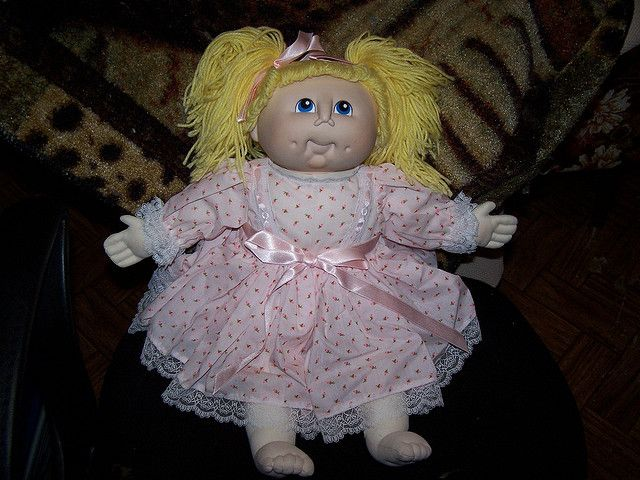 Fake Cabbage Patch Doll Kids Memories Cabbage Patch Dolls Cabbage Patch