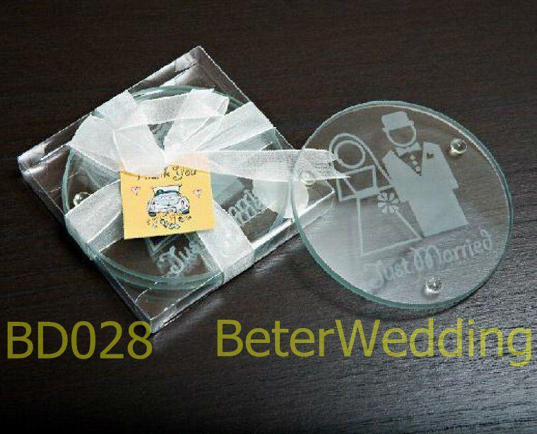 Bride And Groom Glass Coaster Wedding Weddingplanning