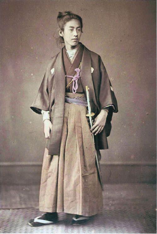 882d70c5547915 奥平昌遭(現代にも通用する幕末のイケメンランキング) | Samurai ...