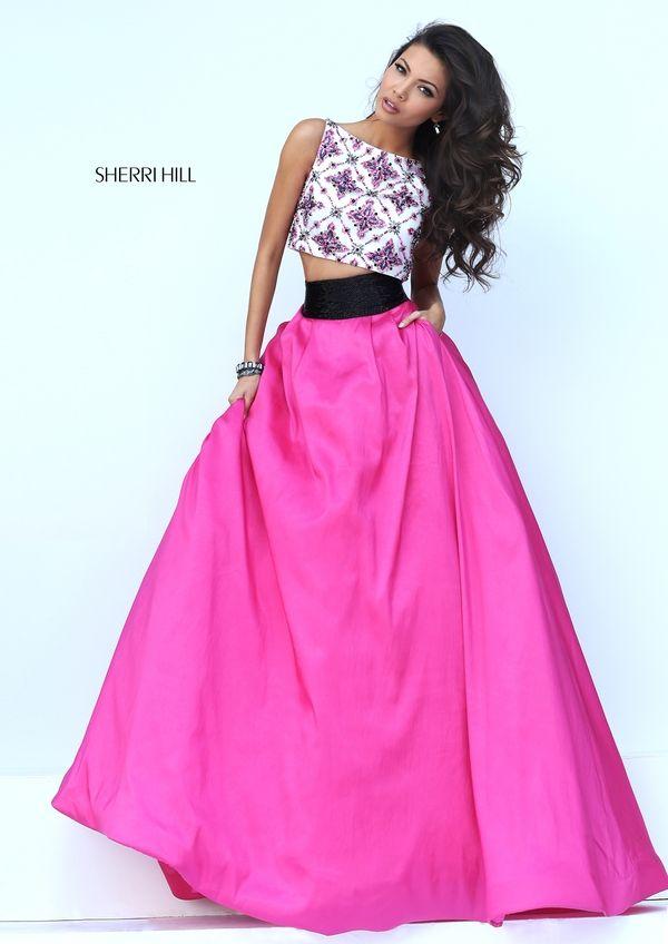 Sherri Hill 50107 | Prom and homecoming dresses | Pinterest | Sherri ...