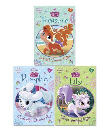 Palace Pet Chapter Book Set 1 Zulilyfinds