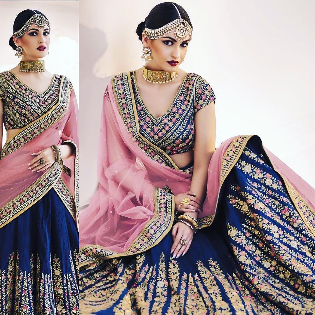 Pin de Benny en Indian Outfits - Lengha | Pinterest