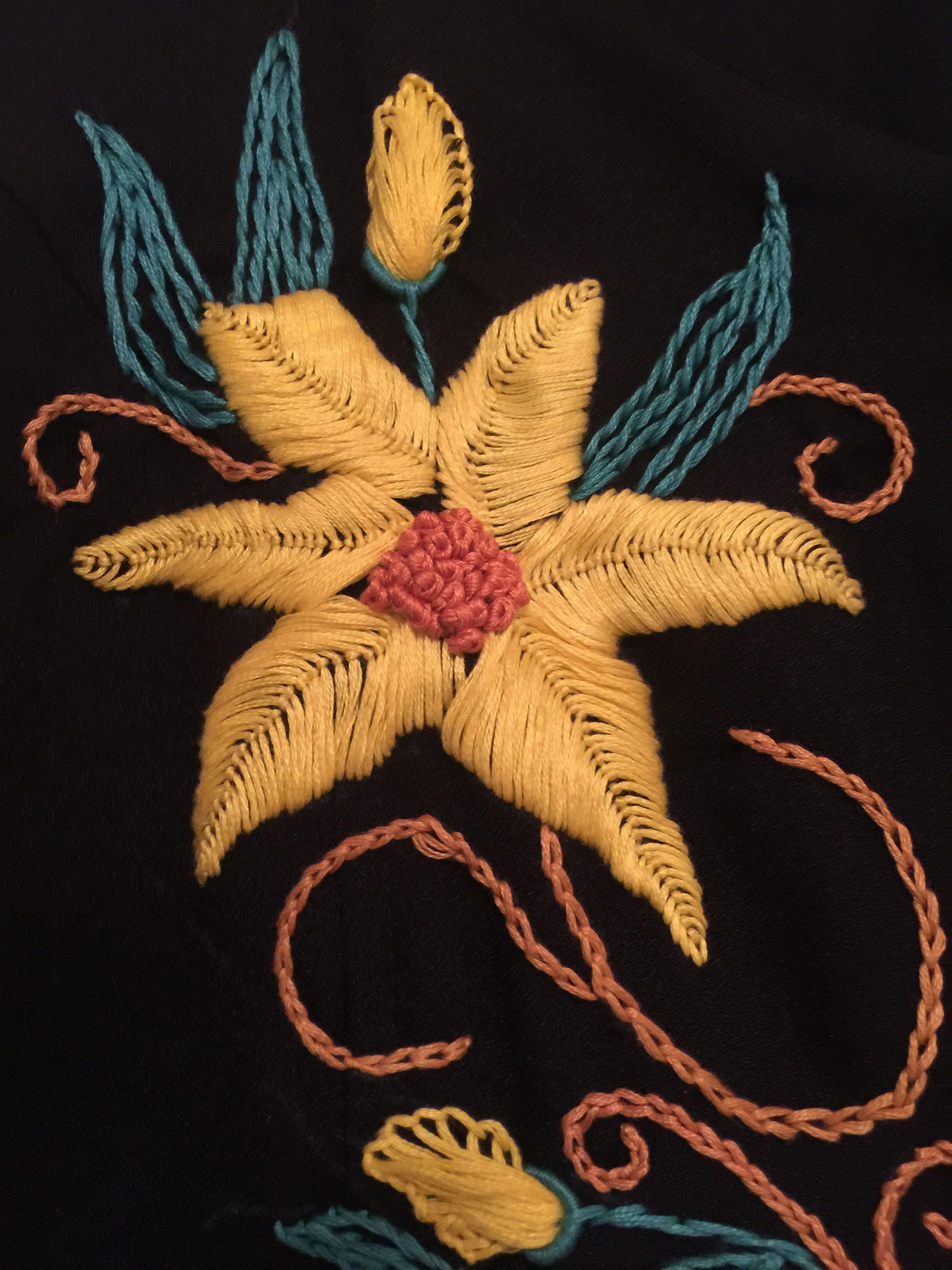 Pin de Lacy Bockhoff en fibers   Pinterest   Bordado