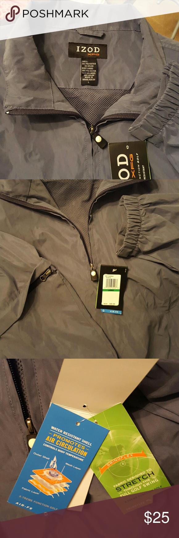 New Izod Xfg Jacket Jackets Clothes Design Izod [ 1740 x 580 Pixel ]